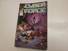 CYBER FORCE  10 . COMICS . IMAGE/SEMIC..1997  ..TBE