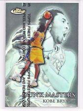 Kobe Bryant Refractor 1998-99 Topps Finest Dunk Masters 40/150 RARE