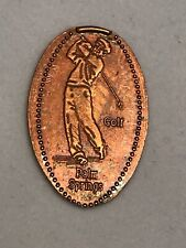 Palm Springs General Store Golfer Pressed Elongated Penny