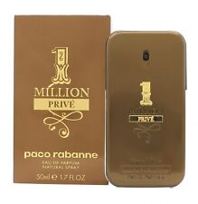 PACO RABANNE 1 MILLION PRIVÉ EAU DE PARFUM 50ML SPRAY - MEN'S FOR HIM. NEW