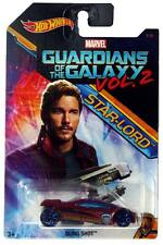 2017 Hot Wheels Marvel Guardians of the Galaxy Vol.2 Star-Lord #1 Sling Shot