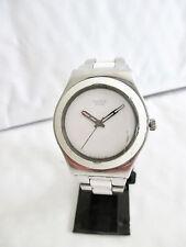 Montre Femme Swatch Irony Médium Trésor Blanc - YLS141G