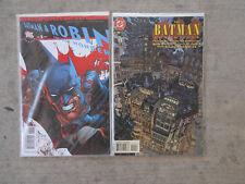 BATMAN+ROBIN THE BOY WONDER NO.5, THE BATMAN CHRONICLES NO.10  1997 TO 2007 NM