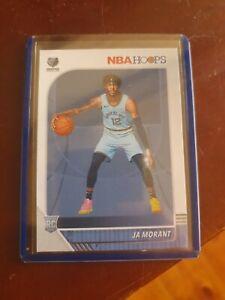 Ja Morant 2019-20 Panini Hoops Rookie Card (no.259) NBA RC 🔥