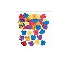 Embossed Birthday Party multi coloured Table Confetti