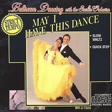 Starlite Orchestra : May I Have This Dance CD