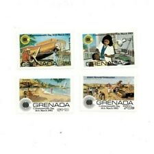 Grenada - 1983 - Commonwealth - Set Of 4 Stamps - Mnh