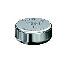 10x original varta baterías relojes v384 (= 392) sr41sw (MHD Mind. 2 años)