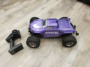 Arrma Big Rock Remote Controlled RC Car Truck Untested No Reserve Auction!