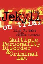 Jekyll on Trial: Multiple Personality Disorder and Criminal Law-ExLibrary