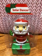 Solar Powered Dancing Toy New - CHRISTMAS SANTA