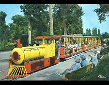 ORLEANS (45) PETIT TRAIN Touristique au PARC FLORAL animé