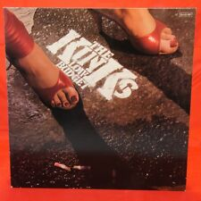 The Kinks Low Budget Vinyl LP 1979 Arista 1C 064-63 089