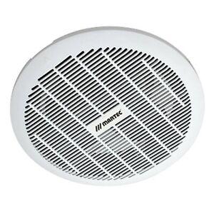 Martec Core Round Bathroom Exhaust Fan-200m