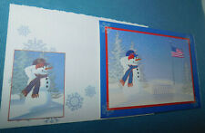 New CHRISTMAS Greeting Card with Matching Envelope