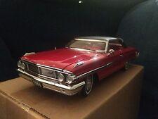 SUN STAR 1964 FORD GALAXIE 500 XL HARD TOP BLACK VINYL