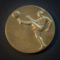 Medaille , C. S. Fleur Bleue 1941 , Brüssel , Sport, Football, Fußball, Champion