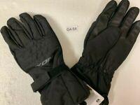 Gants moto homologué CE mi saison Ixon Pro LEVEL noir  taille 3XL étanche