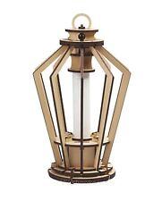 Wood Sum LED Retro Lamp Maple Korean DIY  Self Assembly Kit LED Table LAMP M