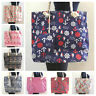 Fashion Women Summer Shoulder Outdoor Tote Beach Large Zipper Bag Shopper Travel