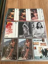 Playboy's Centerfold Collector's Cards January LImited Edition!