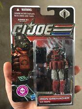 GI Joe Iron Grenadier Viper Cobra Elite Trooper Infantry 30th Techo