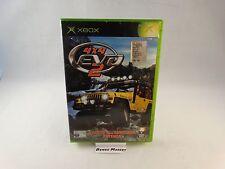 4X4 EVO 2 MICROSOFT XBOX PRIMO MODELLO e 360 PAL ITA ITALIANO COMPLETO ORIGINALE