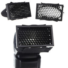 Universal Studio Honeycomb Cover Speed Grid External Flash Diffuser for Camera