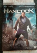 HANCOCK DVD. . 1 DISC UNRATED EDITION