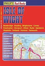 Philip's Rouge livres ILE DE WIGHT (Rouge Livre Street Atlas) par livre de poche