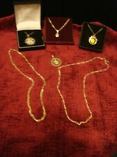 JOB LOT of SIX PIECES of 925 SILVER JEWELLERY all PRE-OWNED.