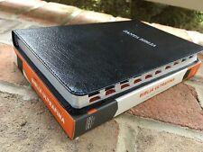 Biblia Ultrafina Reina Valera 1960 Piel Fabricada, Con Indice, con Referencias