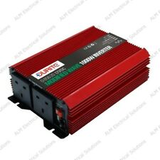 1000W Durite 0-856-20 - 12V DC to 230V AC Compact Modified Wave Voltage Inverter