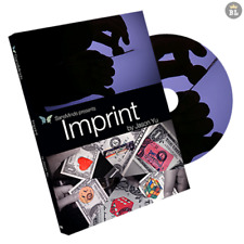 Imprint (DVD and Gimmick) by Jason Yu and SansMinds from Murphy's Magic