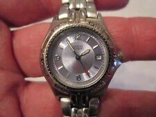 Stainless Steel - Tub Sc-6 Guess Waterpro Ladies' Watch -