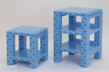 Jekca Homebuilder Advance Builder Toddler Chair Stool Bookcase Furniture Hbd-325