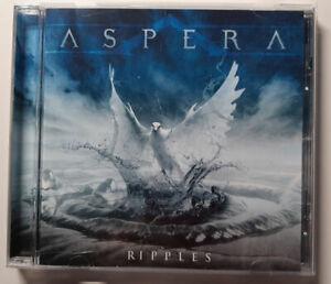 Aspera - Ripples (2010) CD Top Erhalten