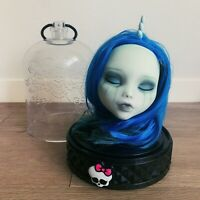 Monster High Ooak Styling Head Handmade Repaint Custom