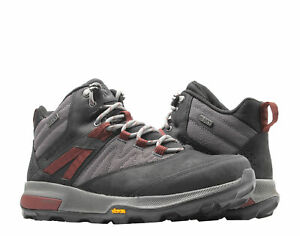 Merrell Zion Mid Waterproof Black Men's Hiking Boots J16885
