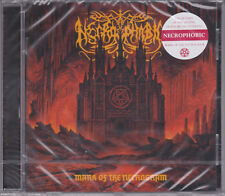 Necrophobic 2018 CD - Mark Of The Necrogram - Dissection/Dismember/Grave Sealed