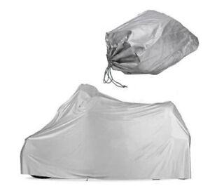 Funda XL o  XXL  Impermeable para Moto protector  barbacoa silla  piscina de