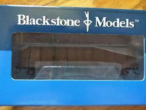 Blackstone Models HOn3 D&RGW High Side Gondola Weathered 1145 Moffat Tunnel