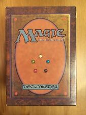 MTG BETA STARTER DECK   EMPTY BOX   MAGIC : THE GATHERING
