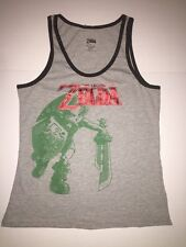 "Brand New- Nintendo Legend Of Zelda ""Link"" Women's Tank Top  (Size Extra Large)"