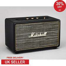 Marshall ACTON Loud Altoparlante Wireless Bluetooth Altoparlanti Stereo attivi Nero