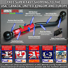 AUDI S6 RS6 C7 AIR SUSPENSION EVOLUTION LOWERING KIT / LINKAGES / LINKS