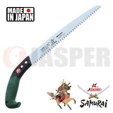Samurai BUSHI JS-240-LH (24cm) Heavy Duty Straight Hand Saw + Carrying Case