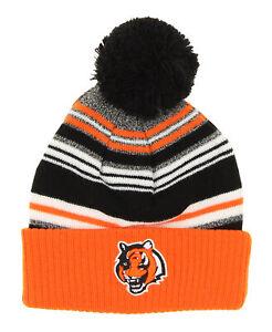 Outerstuff NFL Youth Cincinatti Bengals Legacy Ab Yarn Cuffed Knit Hat