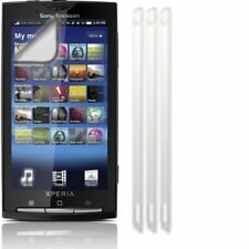 Screen Protector LCD Guard For Sony Ericsson Xperia X10 / Pack of 3