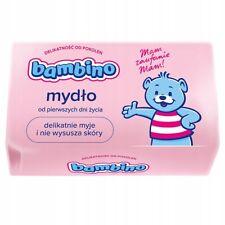 BAMBINO NIVEA BAR SOAP FOR CHILDREN - MYDLO W KOSTCE DLA DZIECI - 90g